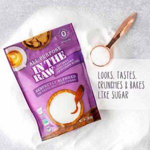 Free All-Purpose In The Raw Sweetener Sample