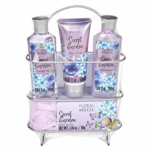 Free Bath Care Sets available for trial