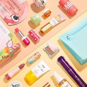 Free Beauty Products/Accessories available