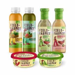 Free Field + Farmer Vegan Dips