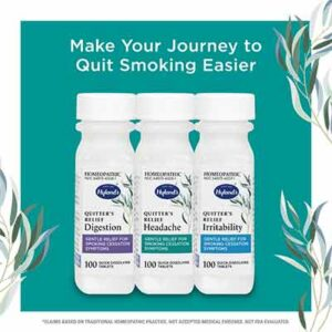Free Hyland's Quitter's Relief