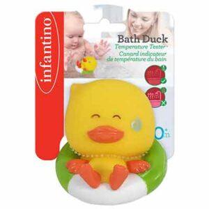 Free Infantino - Bath Duck Squirt & Temperature Tester