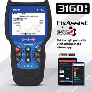 Free Innova Electronics OBD2 Code Reader