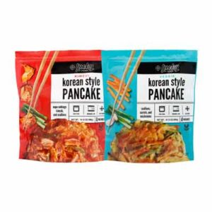 Free Korean Pancakes by Lucky Foods