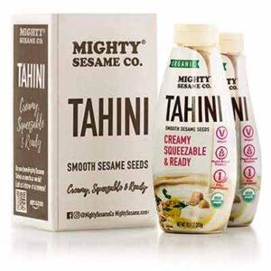 Free Mighty Sesame Organic Squeezable Tahini