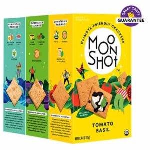 Free Moonshot Organic Crackers