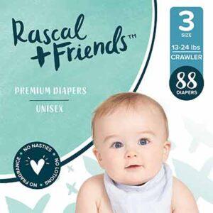 Free Rasacal + Friends Baby Diaper Sampler Pack
