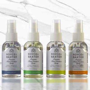Free Royce & Baxter Premium Hand Sanitizer