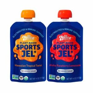 Free Zellee Organic Plant Based Sports Jel