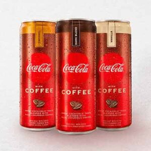 Free Coca-Cola with Coffee