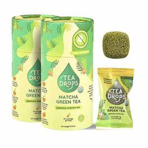Free Matcha Green Tea Drops