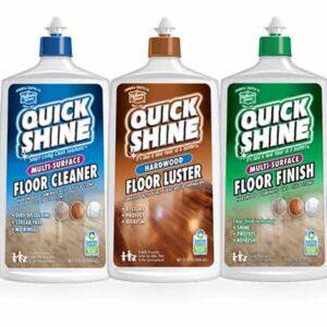 Free Quick Shine Spray Mop Kit
