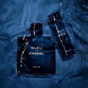 Free Sample of Chanel Bleu De Fragrance