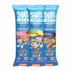 Free SOS Kids Electrolyte Drink Mix